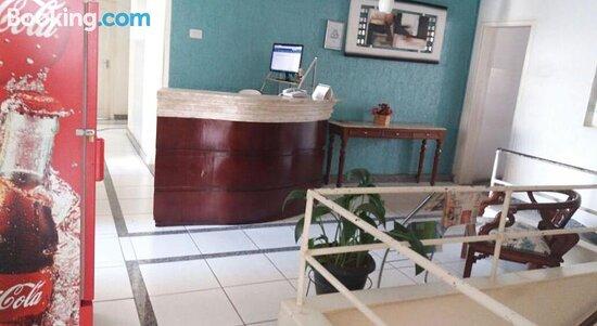 Tripadvisor - Facade/entrance - תמונה של Hotel Faria, Piumhi