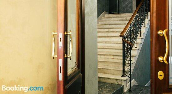 Living room – Bild von D31 Hotel, Odessa - Tripadvisor