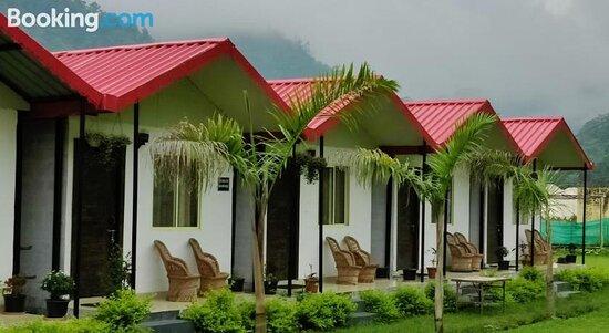 Garden - Mambos Camp, Rishikesh Resmi - Tripadvisor