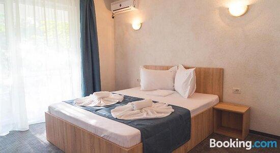 Living room - Εικόνα του Hotel Thasos, Venus - Tripadvisor