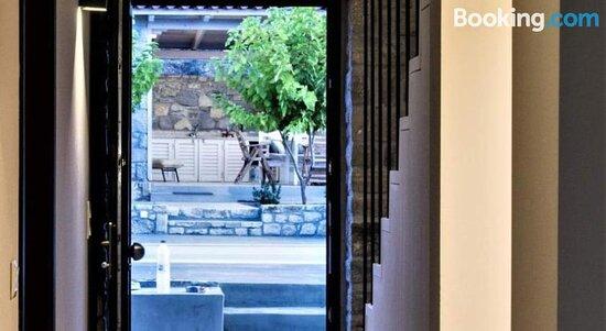 Seating area - Casa Della Vita Gouves Cretan Luxury Villa, 크레타 사진 - 트립어드바이저