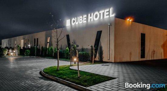 Lobby or reception - Εικόνα του Cube Hotel, Μπακού - Tripadvisor