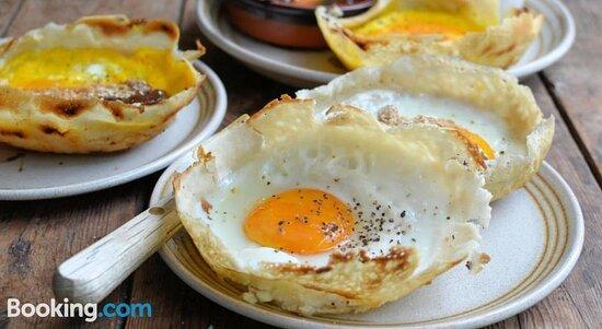Asian breakfast