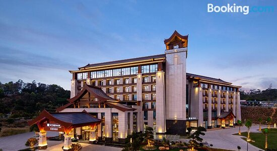 Wyndham Xinyi Lotus Lake Hotel Resimleri - Xinyi Fotoğrafları - Tripadvisor