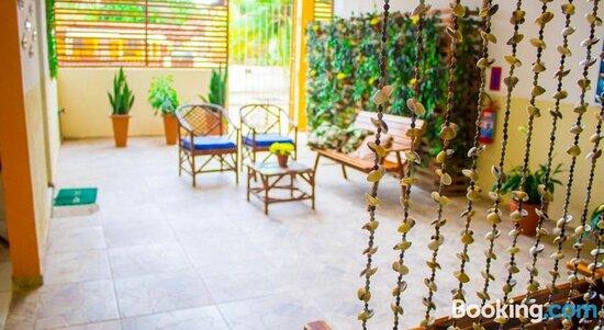 Tripadvisor - Lobby or reception - תמונה של Pousada Costa Dourada, פורטו דה גלינייש