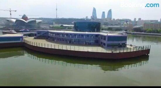 Balcony/Terrace - 巴庫城Deniz Baku Yacht Hotel的圖片 - Tripadvisor