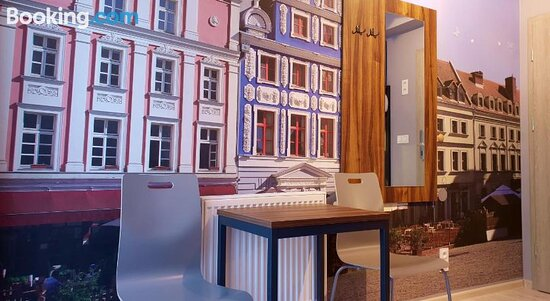 View (from property/room) - Picture of Hostel Annamarie, Szczecin - Tripadvisor