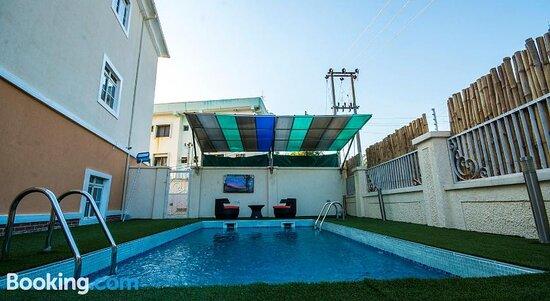 Property building - Picture of Vynedresa Hotel, Abuja - Tripadvisor