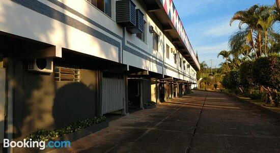 Breakfast – Bild från Motel Bruhmom, Valinhos - Tripadvisor