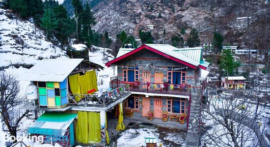 Property building – Billede af The Crazy Indian Pad, Manali - Tripadvisor