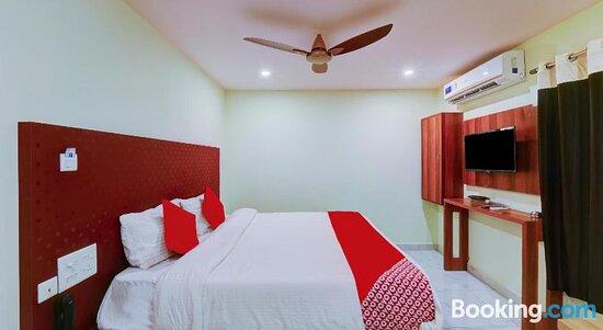 Снимки OYO 64017 Mayuri Inn – Vijayawada фотографии - Tripadvisor