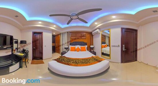 Tripadvisor - תמונות של Rivethi Beach Hotel - Hulhule Island תצלומים