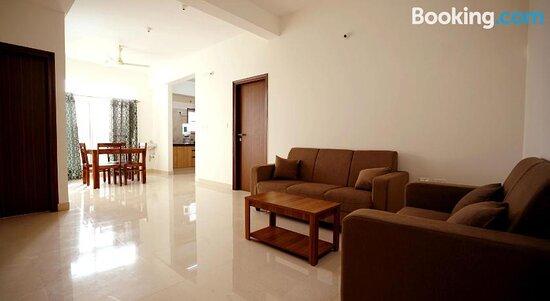 Castle JP Service Apartments의 사진 - 벵갈루루의 사진 - 트립어드바이저