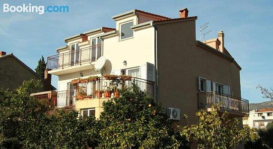 Снимки Apartmani Danja – Кастель Стафилич фотографии - Tripadvisor