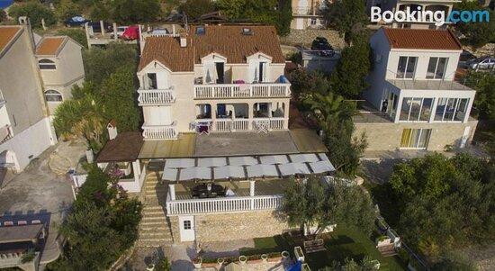 Villa Rosa 的照片 - 科爾丘拉島照片 - Tripadvisor