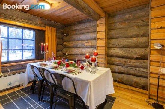 Lodge Kuukkeli Porakka Resimleri - Saariselka Fotoğrafları - Tripadvisor