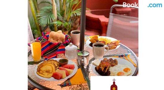 Foto's van Hotel Posada San Miguel – foto's Antigua - Tripadvisor