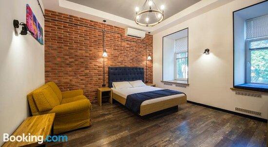 Foto di Loft Apartments On Desyatynnyi Ln - Kiev - Tripadvisor