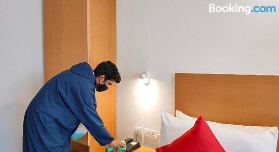 Tripadvisor - صور مميزة لـ Kanak Beacon Hotel - أحمد آباد صور فوتوغرافية