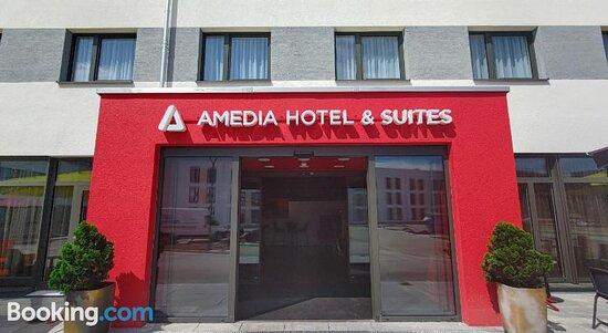 Снимки Amedia Hotel & Suites Dachau – Дахау фотографии - Tripadvisor