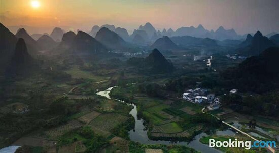 Tripadvisor - תמונות של Rock Wall Hotel - מחוז יאנגשואו תצלומים