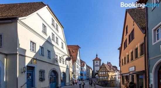 Bilder von Gastehaus Plonlein - Hotel Goldener Hirsch Rothenburg – Fotos von Rothenburg ob der Tauber - Tripadvisor