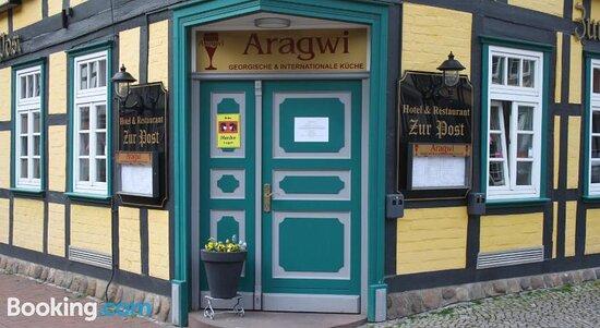 Εικόνες του Hotel und Restaurant Aragwi – Φωτογραφίες από Salzwedel - Tripadvisor