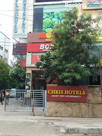 Photos de Arostays Chris Hotel - Photos de Bangalore - Tripadvisor