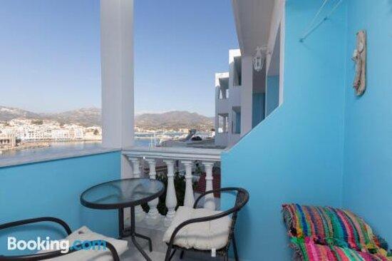 Bilder von Gorgona Blue Apartments – Fotos von Kárpathos - Tripadvisor
