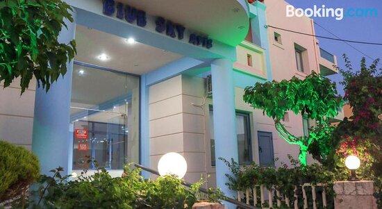 Blue Sky Hotel Apts의 사진 - 크레타의 사진 - 트립어드바이저