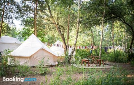 Pictures of Glamping Camp am Grabendorfer See mit Lodges & Komfortzelten am Wasser - Drebkau Photos - Tripadvisor