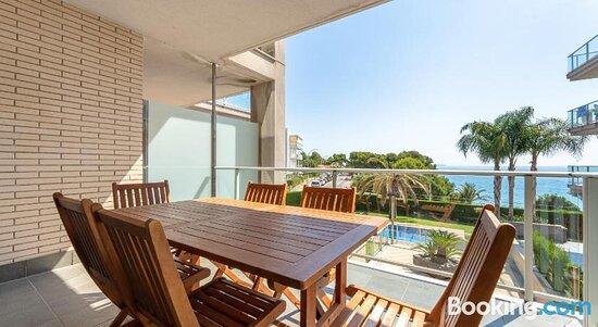 Foto's van Hauzify I Apartaments Panoramic – foto's Miami Platja - Tripadvisor