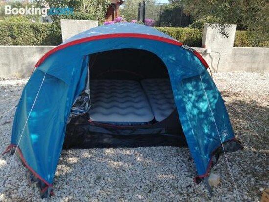 Camping Sukosan Beach의 사진 - 수코산의 사진 - 트립어드바이저