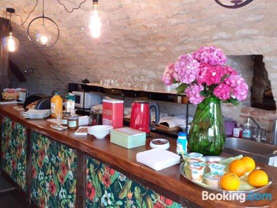 Billeder af La casa color – Billeder af Lamagdelaine - Tripadvisor