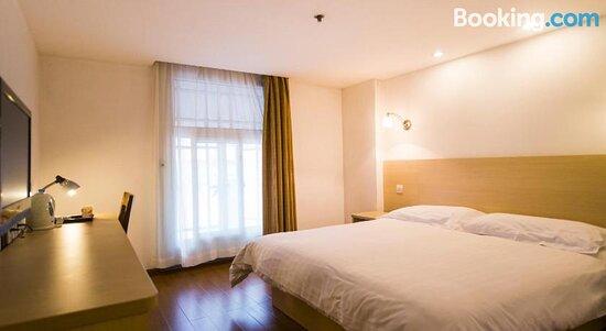 Motel Hotel Shanghai Caohejing Lianhua Road Subway Station Resimleri - Şanghay Fotoğrafları - Tripadvisor