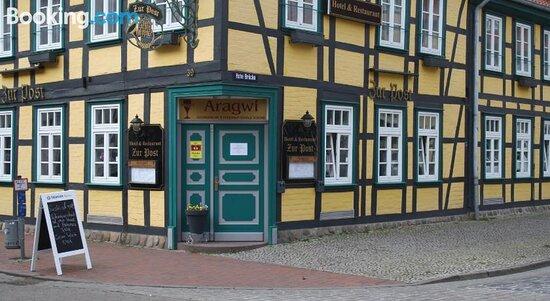 Hotel und Restaurant Aragwiの画像 - ザルツヴェーデルの写真 - トリップアドバイザー