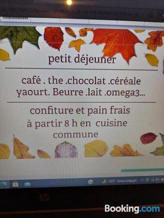 Fotos de Gites La Forêt Chambre Individuelle Avec Cuisine A Partager – Fotos do Longwy - Tripadvisor