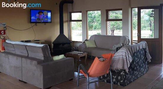 Sala recepção - ジャグアラン、OYO Pousada Do Pampaの写真 - トリップアドバイザー