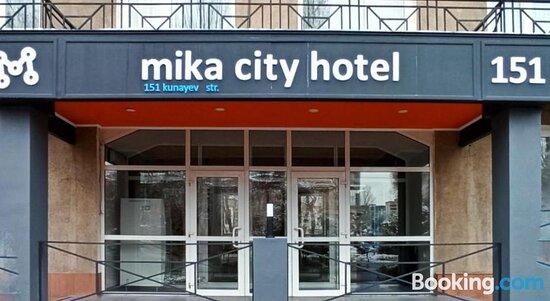 Mika City Hotelの画像 - アルマトイの写真 - トリップアドバイザー