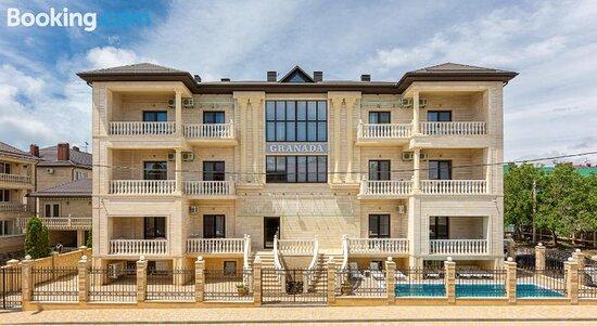 Tripadvisor - صور مميزة لـ Hotel Granada - Vityazevo صور فوتوغرافية