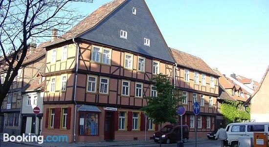 Hostel Schutzenbrucke 的照片 - 奎德林堡照片 - Tripadvisor