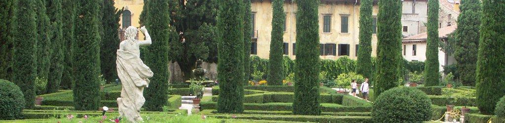 Palazzo giardino giusti verona taliansko recenzie for B b giardino giusti verona