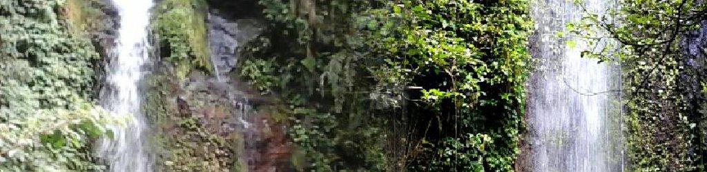 Batu Bersurat Waterfalls