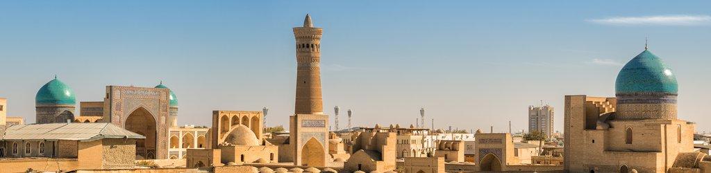 さっそくチェック:ウズベキスタンウズベキスタンの旅行情報
