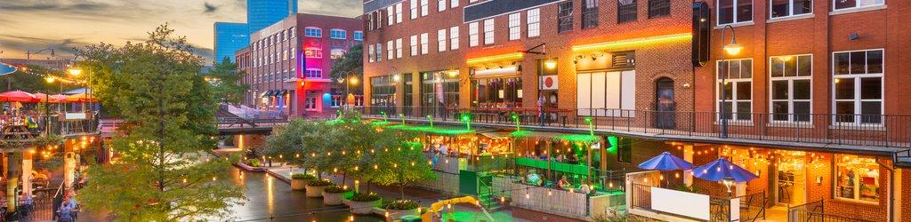Oklahoma City 2019 Best Of Oklahoma City Ok Tourism