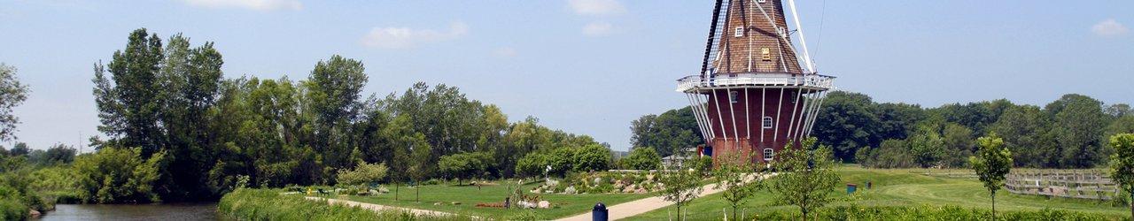 风车岛花园