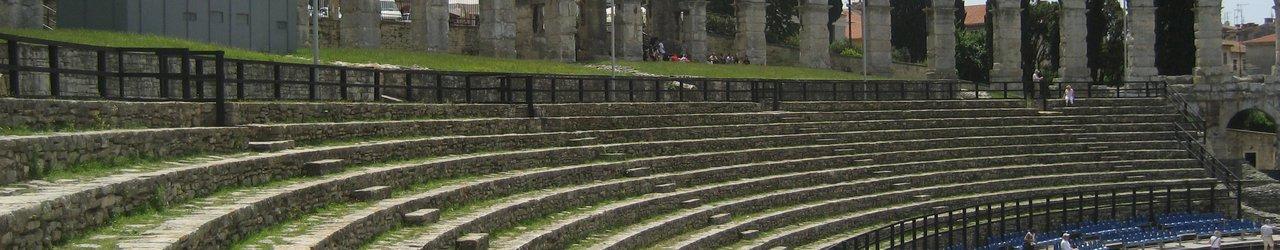 Anfiteatro de Pula