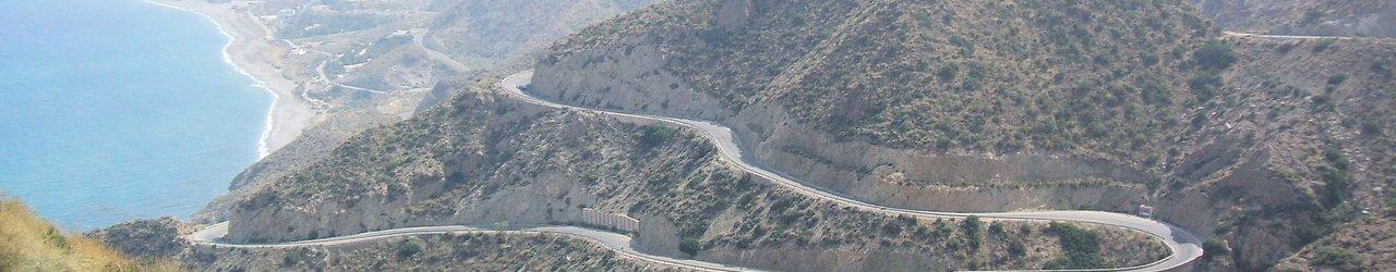 El Parque Natural de Cabo de Gata - Níjar