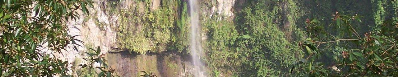 Kali Pancur Waterfall