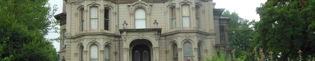 Hall Street Historic District